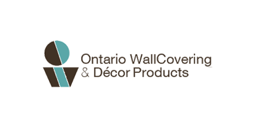 the ontario wallcovering and decor logo