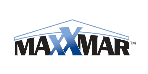 the maxxmar logo