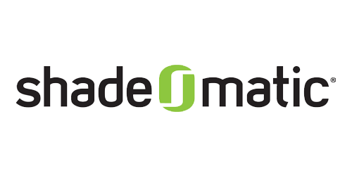 the shade-o-matic logo