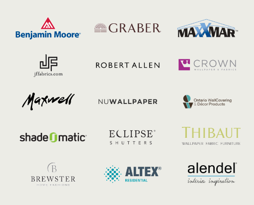a grouping of logos