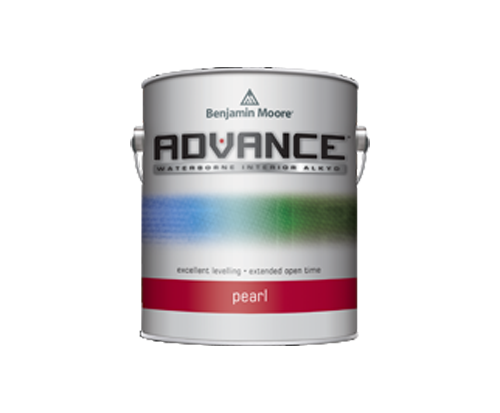 a benjamin moore paint can for advance