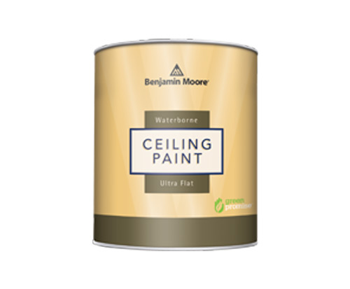 a benjamin moore paint can for ceiling
