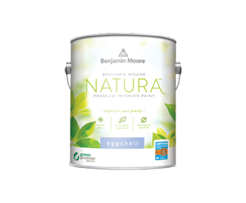 a benjamin moore paint can for natura