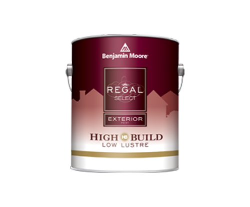 a benjamin moore paint can for regal exterior