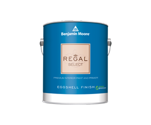 a benjamin moore paint can for regal